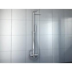 Kohlman Foxal Zestaw prysznicowy z termostatem QW273F