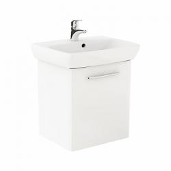 Koło Nova Pro 55 Białe Szafka z umywalką (M39005)