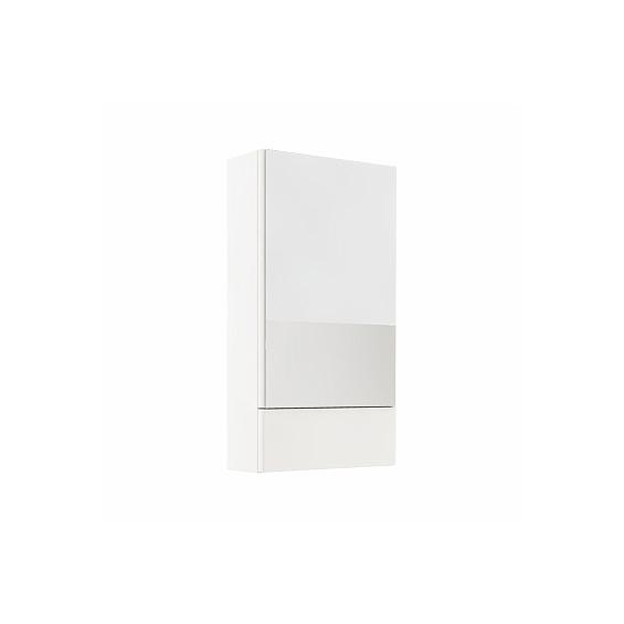 Koło Nova Pro 42 Biały Połysk Szafka Wisząca z Lustrem (88429)