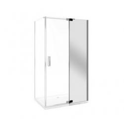 Axel Colors 90 Drzwi Prysznicowe do Zabudowy Uchylne KAAX.1305.900