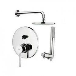 Paffoni Stick System podtynkowy z deszczownicą Ø 20 cm (SK015ZSCE)