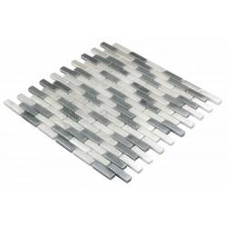 Goccia Classic Mozaika 31 cm x 30 cm 804 1,3 cm x 4,8 cm