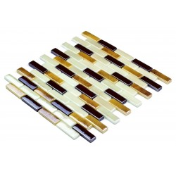 Goccia Classic Mozaika 28,7 cm x 31,8 cm 2202 1,8 cm x 6,2 cm