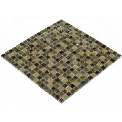 Goccia Crystal Mozaika 30 cm x 30 cm CR4120 1,5 cm x 1,5 cm