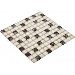 Goccia Crystal Mozaika 30 cm x 30 cm CR5017 2,3 cm x 2,3 cm