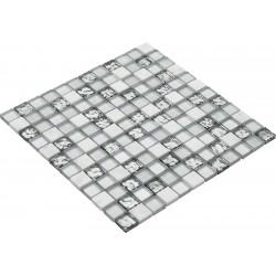 Goccia Crystal Mozaika 30 cm x 30 cm CR5037 2,3 cm x 2,3 cm