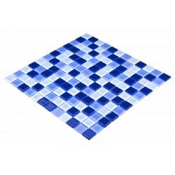 Goccia Crystal Mozaika 30 cm x 30 cm CR5213 2,3 cm x 2,3 cm