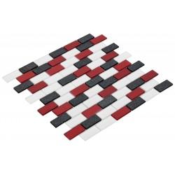 Goccia Crystal Mozaika 30 cm x 30 cm CR3012 2,3 cm x 4,8 cm