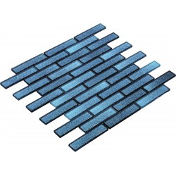 Goccia Crystal Mozaika 30 cm x 30 cm CR9010 2,3 cm x 9,8 cm