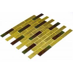 Goccia Crystal Mozaika 30 cm x 30 cm CR9012 2,3 cm x 9,8 cm