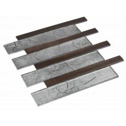 Goccia Crystal Mozaika 30 cm x 24,8 cm CR2104 2,3 cm x 4,8 cm x 24,8 cm