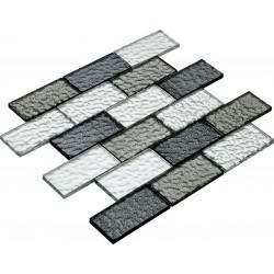 Goccia Crystal Mozaika 30 cm x 30 cm CR2013 4,8 cm x 9,8 cm