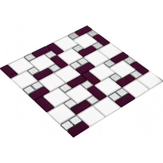 Goccia Crystal Mozaika 30 cm x 30,5 cm BAROK 4011