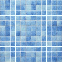 Goccia Pool Mozaika 32 cm x 32 cm 2202 2,5 cm x 2,5 cm