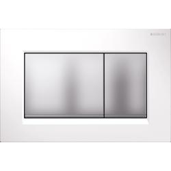 Geberit Sigma 30 Biały/Chrom Mat Przycisk