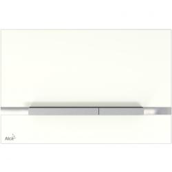 AlcaPlast Przycisk Sterujący Stripe White