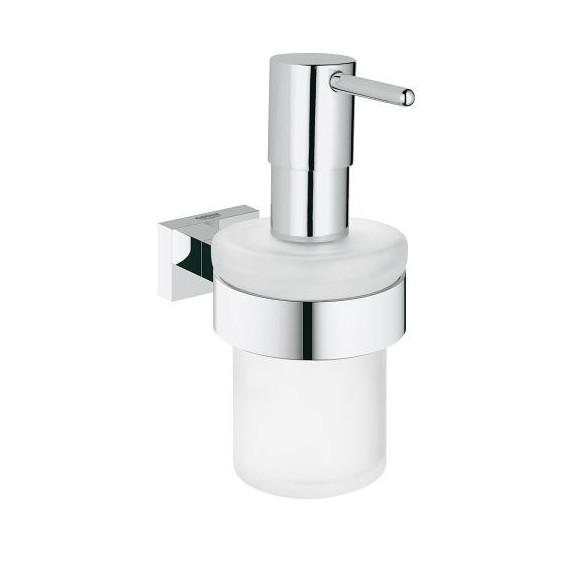 Grohe Essentials Cube Uchwyt + Dozwnik na mydło (40756001)