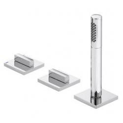 Keuco Edition 11 51130010200 Bateria wannowa 4-otworowa 220mm