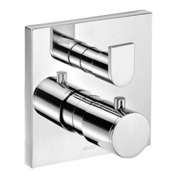 keuco edition 300 bateria prysznicowa podtynkowa termostatyczna 53073010182. Black Bedroom Furniture Sets. Home Design Ideas