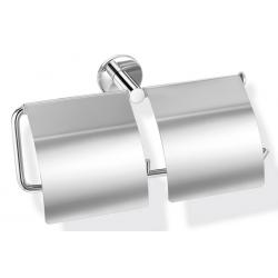 Sanco Twist Uchwyt na Papier Toaletowy z Klapką A3-14317