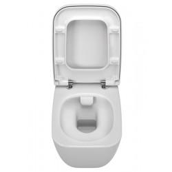 Alterna Daily C Miska WC wisząca Rimfree z deską woloopadającą 066038