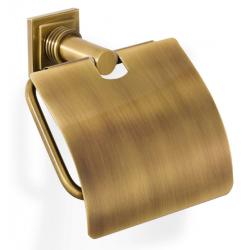 Sanco Terra Uchwyt na Papier Toaletowy z Klapką A4-14717