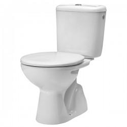 Zoom Madalena Zestaw Miska WC O/Pionowy, Zbiornik 3/6l, Deska WC A349591000