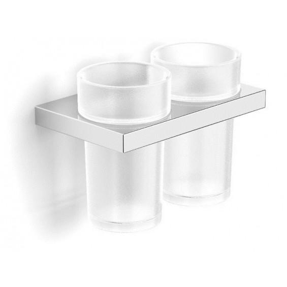 Stella New York Uchwyt z dwoma szklankami