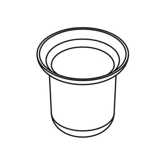 Stella Dodatki Pojemnik szklany do stojaków Pojemnik szklany do stojaków (19.201, 19.204) 80.046