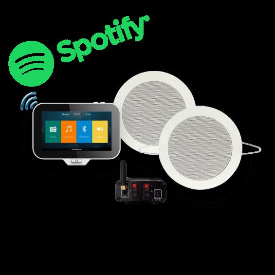 AquaSound BMC50Easy Odtwarzacz Audio ( Ipod & Iphone & Smartphone & Tablet & PC )