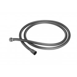 Kohlman wąż prysznicowy grafit 1,5 m