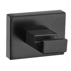 Sanco Enigma Czarny Mat Wiszący Dozownik Na Mydło A3-M116-26122