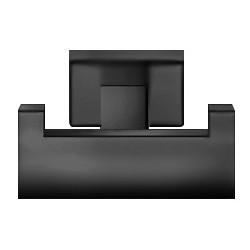 Sanco Enigma Czarny Mat Podwójny Haczyk Na Ręczniki A3-M116-26168