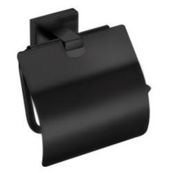 Sanco Enigma Czarny Mat Uchwyt Na Papier Toaletowy A3-M116-26106