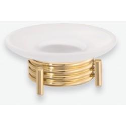 Sanco Orbit Mydelniczka w złocie naścienna 6402
