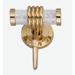 Sanco Orbit Złoty Dozownik Na Mydło Wiszący Naścienny 6422