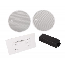 "Eis Sound In-Wall Soundaround Wi-Fi 5"" ZESTAW 3"