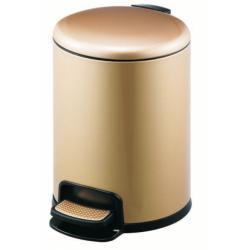 Stella Dodatki Pojemnik na odpadki 8 L Premium Czarny 20.20108-B