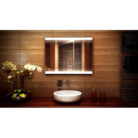 MF Design MFDCE Lustro z oświetleniem LED 60 x 50 cm (MFDCE60x50)