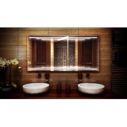 MF Design MFDMI Lustro z oświetleniem LED 80 x 60 cm (MFDMI80x60)