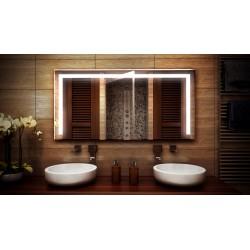 MF Design MFDSD Lustro z oświetleniem LED 80 x 60 cm (MFDSD80x60)