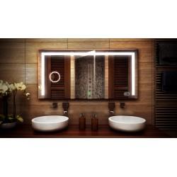 MF Design MFDHSD Lustro z oświetleniem LED 80 x 60 cm (MFDHSD80x60)