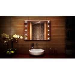 MF Design MFDAS Lustro z oświetleniem LED 80 x 60 cm (MFDAS80x60)