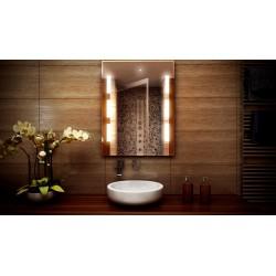 MF Design MFDDU Lustro z oświetleniem LED 50 x 70 cm (MFDDU50x70)