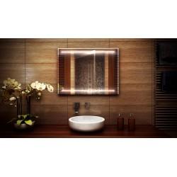 MF Design MFDER Lustro z oświetleniem LED 70 x 50 cm (MFDER70x50)
