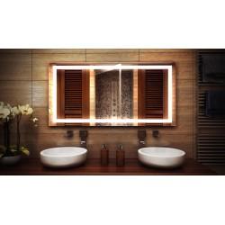 MF Design MFDFE Lustro z oświetleniem LED 80 x 60 cm (MFDFE80x60)