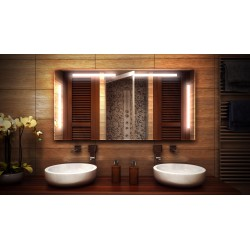 MF Design MFDGI Lustro z oświetleniem LED 150 x 70 cm (MFDGI150x70)