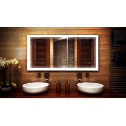 MF Design MFDLSX Lustro z oświetleniem LED 120 x 80 cm (MFDLSX120x80)