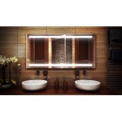 MF Design MFDRD Lustro z oświetleniem LED 70 x 50 cm (MFDRD70x50)