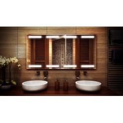 MF Design MFDSM Lustro z oświetleniem LED 100 x 70 cm (MFDSM100x70)